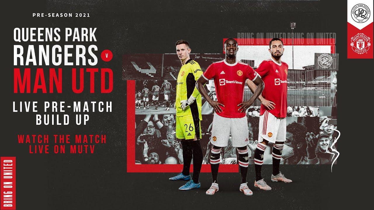 Queens Park Rangers vs. Manchester United - Football Match ...
