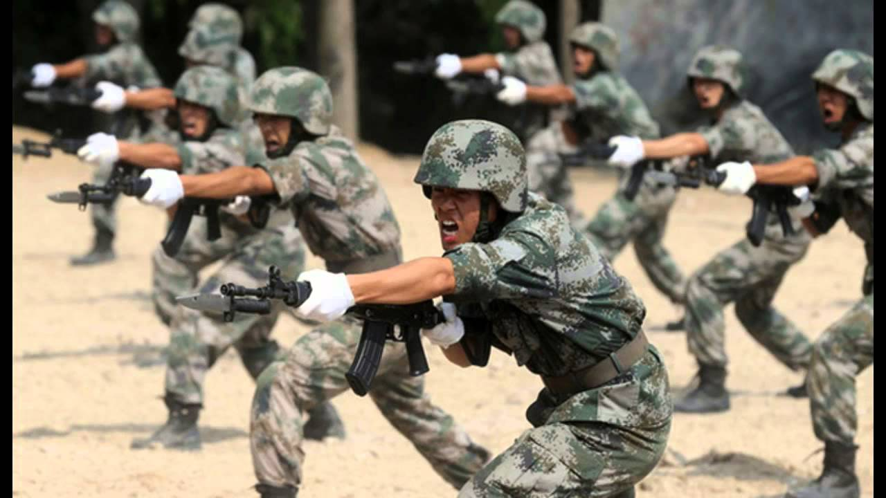 China's Leader Is Telling the Peoples Liberation Army to ...