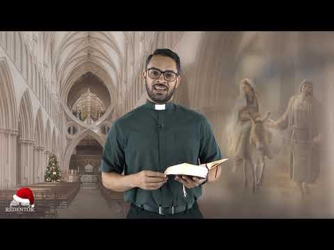 Evangelho do Dia - 29/12/2018, com o Padre Rodrigo Vieira