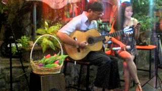 Quỳnh Hương - Lan Nguyễn (guitar cover)