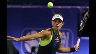 2018 Indian Wells Third Round | Angelique Kerber vs. Elena Vesnina | WTA Highlights