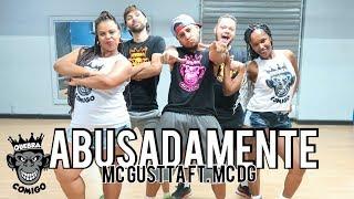 Abusadamente - MC Gustta e MC DG COREOGRAFIA | Quebra Comigo