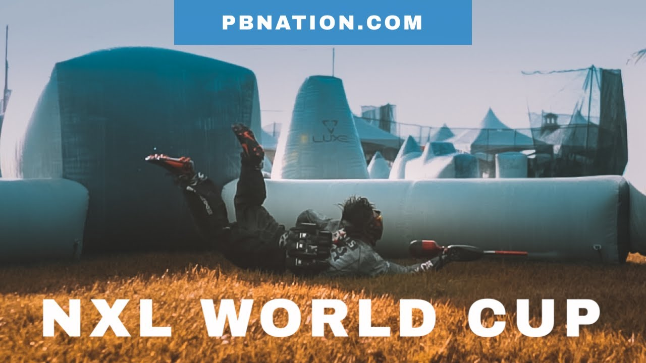 """NXL World Cup: """"Greatest Paintball Event on Planet Earth"""""""