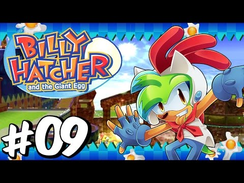 Billy Hatcher and the Giant Egg (Gamecube) - Part 9 - (BLIND)