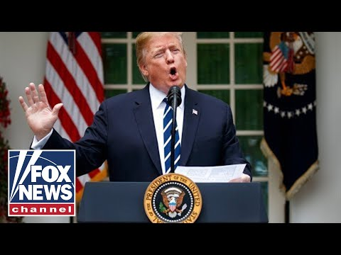 Trump denies having a temper tantrum in meeting with Pelosi, Schumer