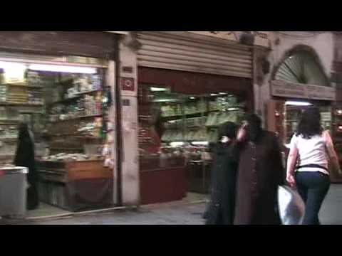 Rockin The Kasbah, Damascus, Old City Souk, 2