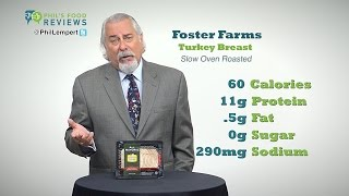 Foster Farms Turkey Breast Slow Oven Roasted 9/24