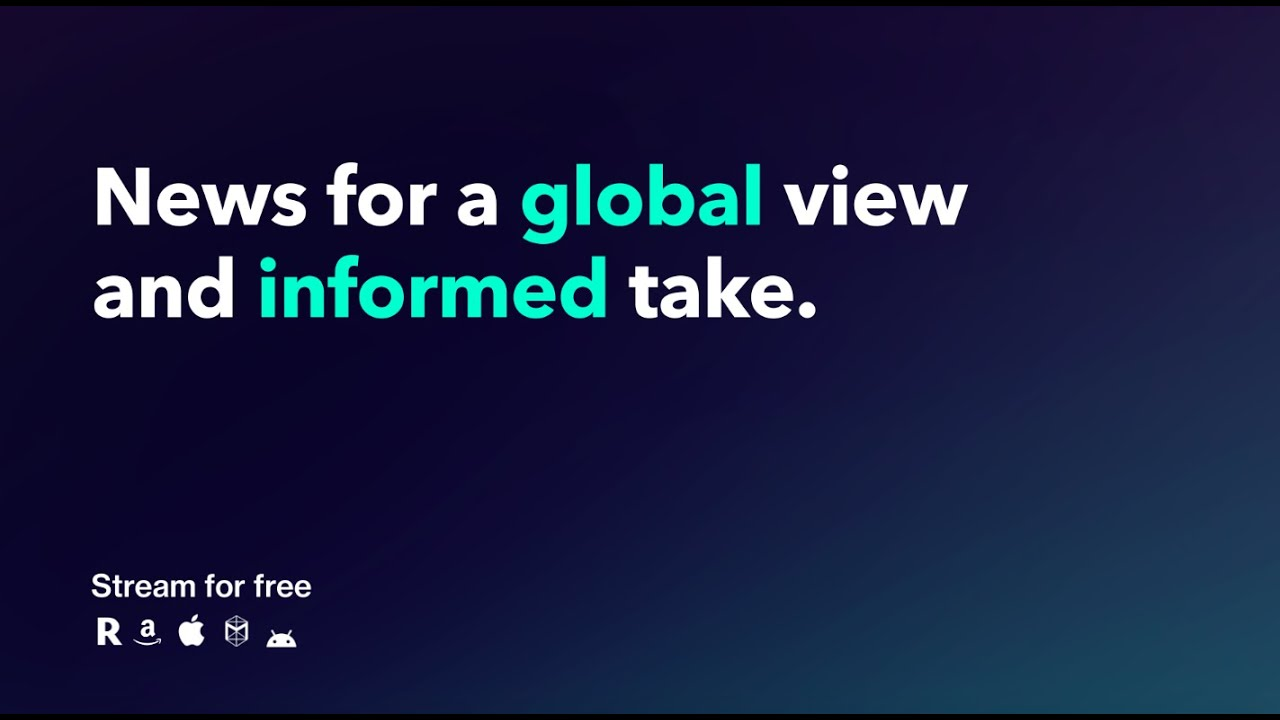 Introducing Bloomberg Quicktake's 24/7 Live Streaming Network