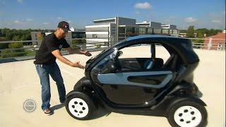 TURBO - Das Automagazin - JP testet den Renault Twizy