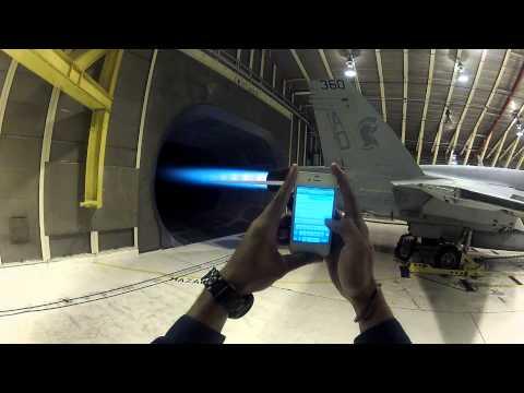 VFA 106 F18 high power