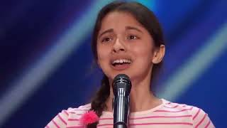 "Laura Bretan: ""America's Got Talent"""