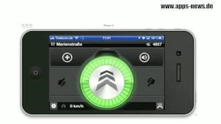 App-Test: Blitzer.de-PRO