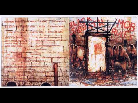 Black Sabbath - The Mob Rules(Lyrics)