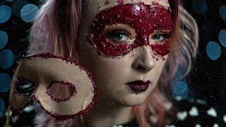 Krwawa maska - tutorial na Halloween ♡ Red Lipstick Monster ♡
