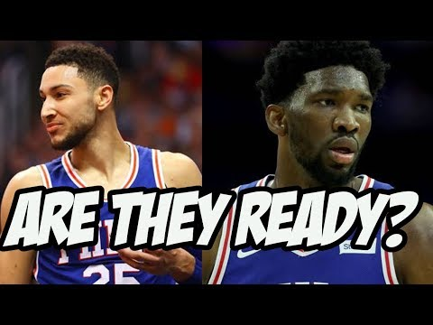 Can The 76ers Compete With The Celtics & Raptors?