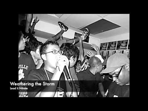 Weathering the Storm - Lead ii Nitrate