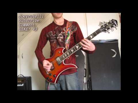 High School Never Ends - Guitar cover [FULL]