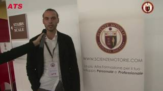 Testimonianza - Mattia Giacobone Summit Scienze Motorie Milano 2016
