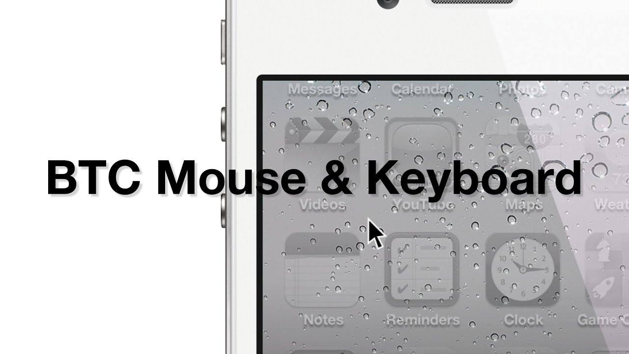 General - BTC Mouse & Trackpad released! [long] | MacRumors