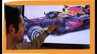 2020 F1 Cars - Red Bull RB16 Tech Review - MP349
