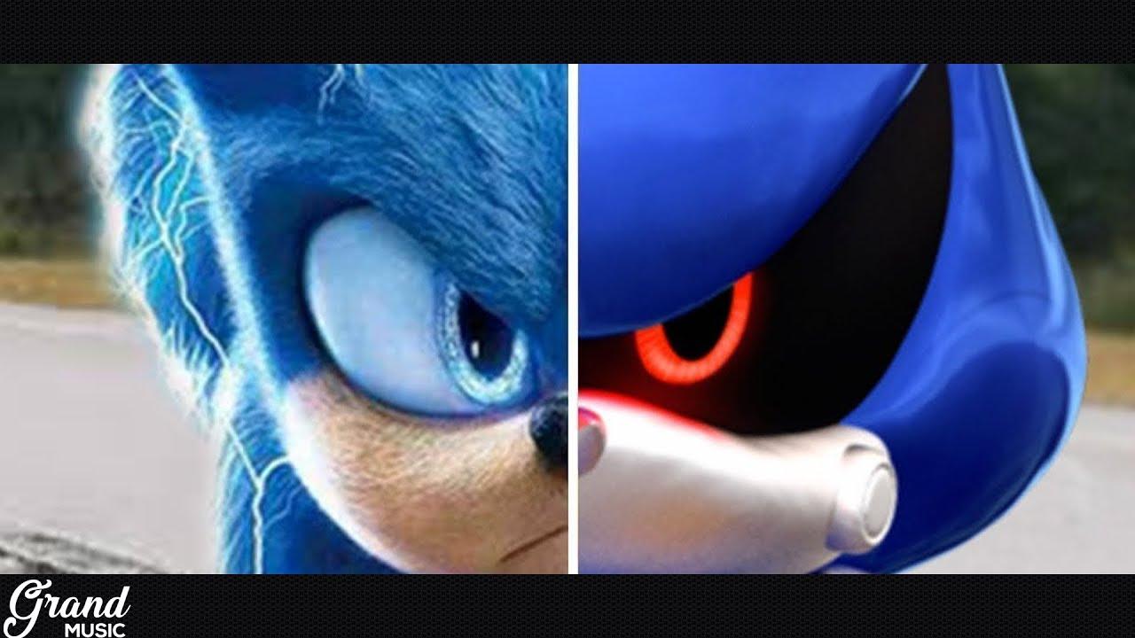 SONIC - Martin Garrix - Animals (Electro Sonic VIDEO #2)
