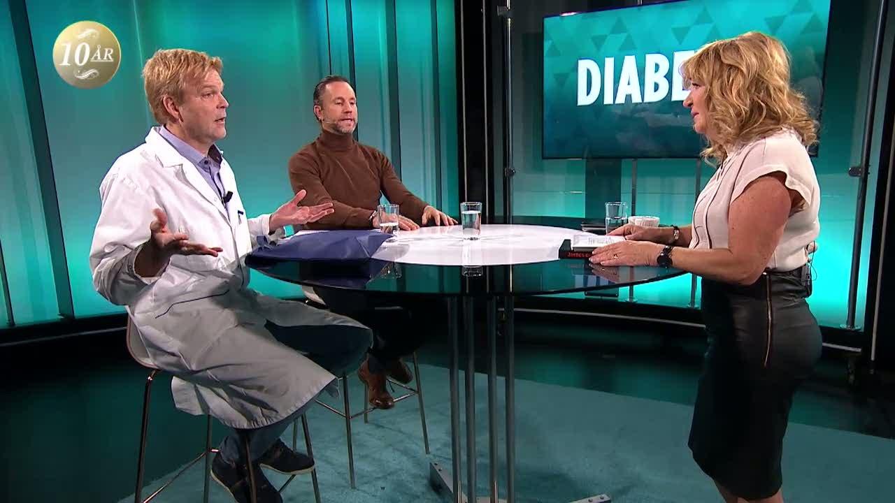 vad händer i kroppen vid diabetes