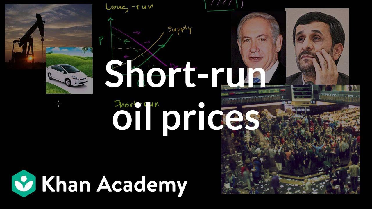 microeconomics and oil The preferred citation for this publication is c f mason the organization of the  oil industry, past and present foundations and trendsr in microeconomics,.
