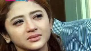 Dewi Perssik Menangis Divonis 2 Bulan Penjara