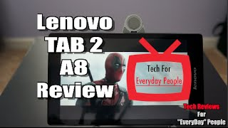 lenovo tab 2 a8 review for everyday people
