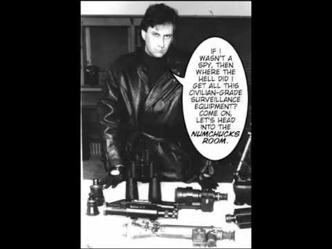 Let's Read Frank Dux The Secret Man Part 2