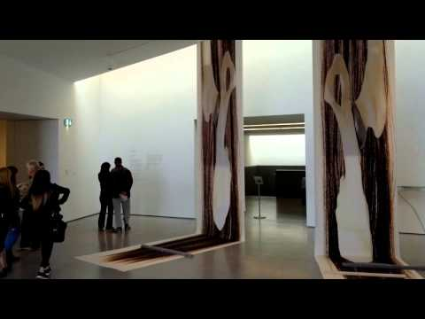 Alice Channer Exhibition Hepworth Gallery May 2013
