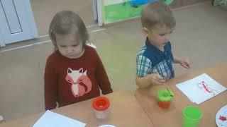 """Образовательная ситуация первой младшей группы """"Зайку бросила хозяйка"""" ОО """"Познавательное развитие."""