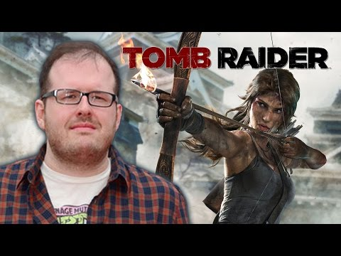 Director Evan Daugherty To Write TOMB RAIDER Reboot  AMC Movie