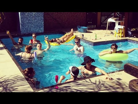 BRASIL CARNAVAL 2016 - BIG BROTHER HOUSE POOL PARTY