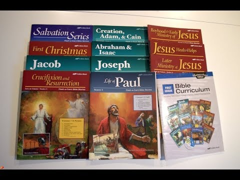 Abeka Bible Curriculum | Homeschool