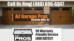 Garage Door Repair Fountain Hills AZ AZ Garage Pros