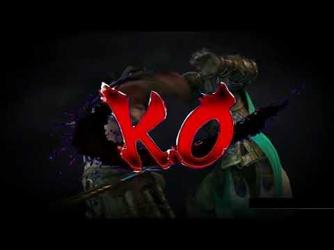 For Honor - Street Fighter KO Executions (updated With Sound Effects)