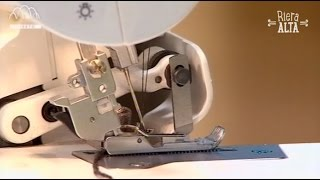 Máquina de Corte e Coser ou Overlock – Costura com Riera Alta
