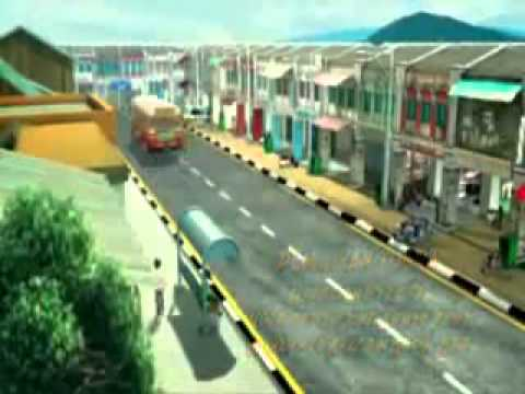 Upin & Ipin: Geng The Movie Part 1 of 9 Travel Video