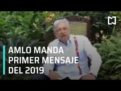 Nos irá bien a todos los mexicanos en este año 2019: AMLO - Por las Mañanas