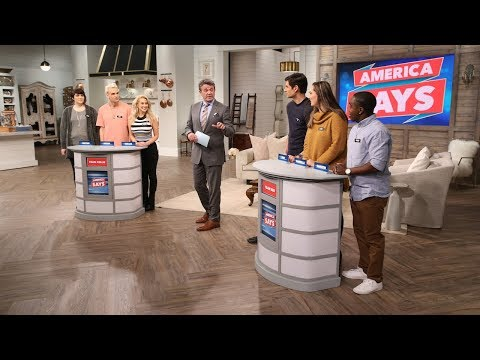 """Kellie & Ben Play """"America Says"""" with Host John Michael Higgins - Pickler & Ben from YouTube · Duration:  7 minutes 11 seconds"""