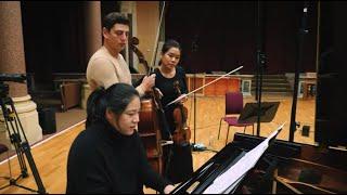 Z.E.N. Trio: Babadjanian Piano Trio