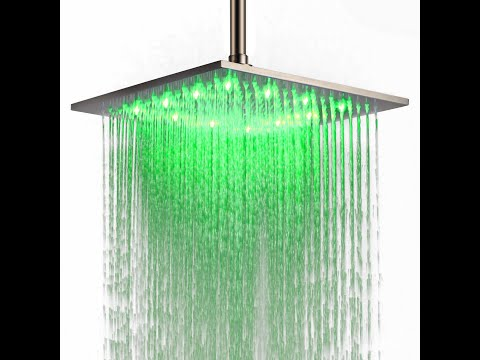 jinyuze-luxury-12-inch-large-square-stainless-steel-led-rainfall-high-pressure-shower-head