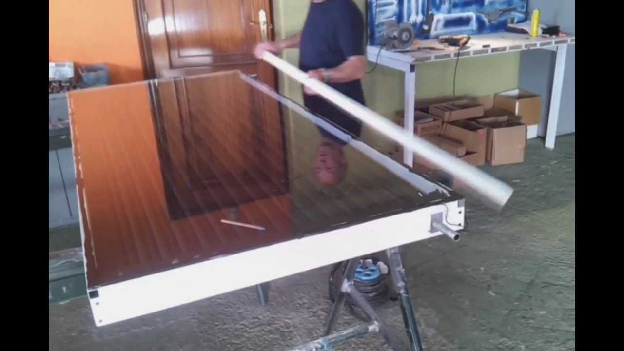 Videos: Talleres de Colectores Solares 20OES UTN Rosario