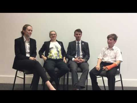 Students Discuss Life at Chetham's