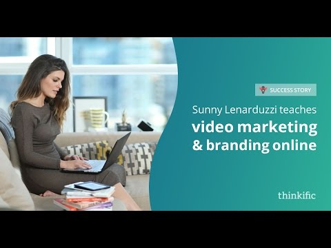 Using Video Marketing to Sell Online Courses | Thinkific Suc