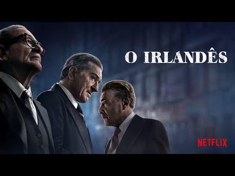 O Irlandês | Trailer oficial | Netflix