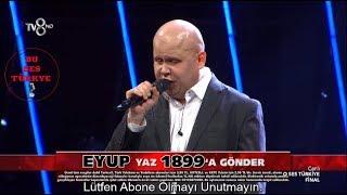 O Ses Türkiye - Eyüp Sultan AYLAR - Allı Turnam - FİNAL Resimi