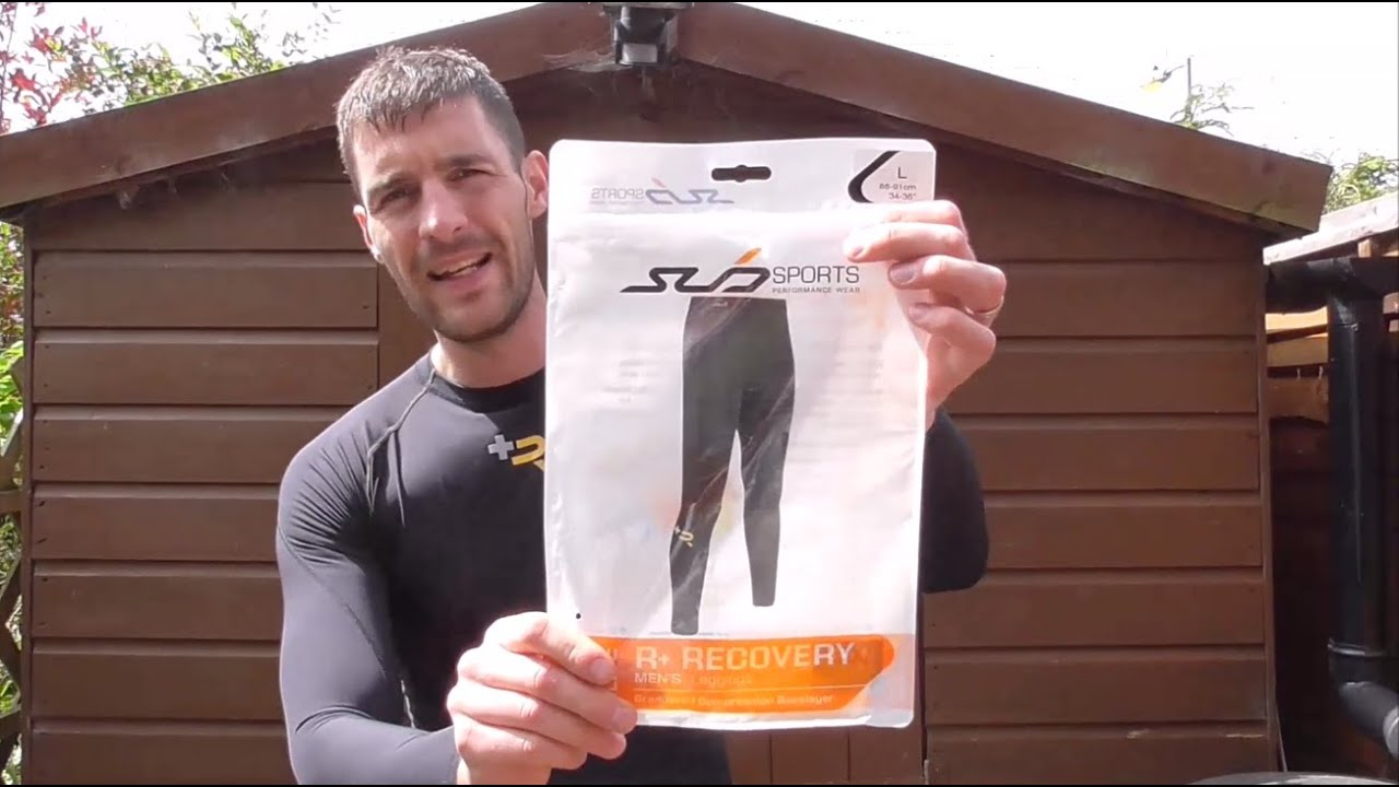 Sub Sports Elite R+ recovery compression leggings review vs Skins travel  recovery tights 1e8049732