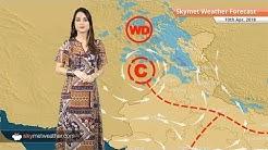 Weather Forecast for Apr 10: Snow in Kashmir, Himachal; Rain in Delhi, Lucknow, Kolkata, Hyderabad